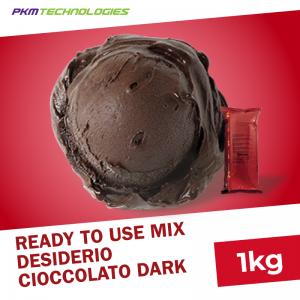 Montebianco Ready To Use Mix – Dark Chocolate Sorbet