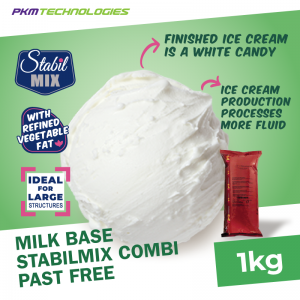 Montebianco Starbilmix Combi Past Free Gelato Milk Base
